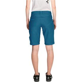 VAUDE Tremalzo II Shorts Mujer, azul